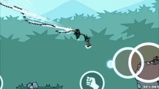 The Death Sprayer Rocket Launcher Mod/Hack - Mini Militia