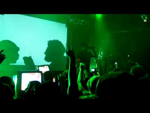 Blue Scholars w/ Macklemore - Tommy Chong - Neumo's