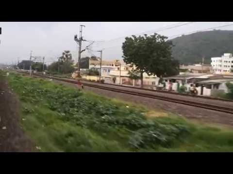 INDIAN RAILWAYS: Onboard Journey/12711/Vijayawada Junction - Chennai Central Pinakini SF Express.