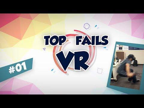 TOP FAILS : VR - Compilation #01
