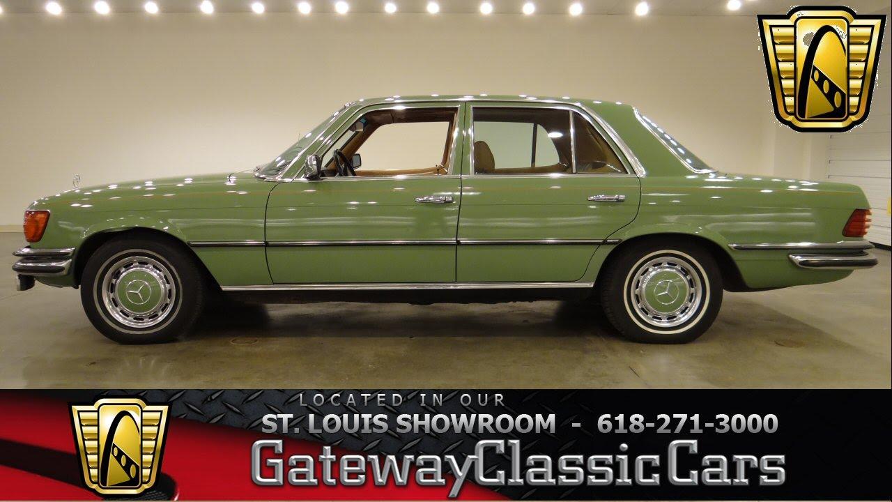 1973 Mercedes Benz 430 SE - Gateway Classic Cars St. Louis - #6336 ...