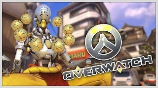 RUBEN OG BALLENE - Norsk Overwatch Gameplay Let