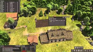 Banished  Boarding House Overview