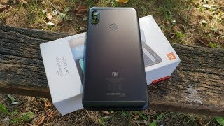 Xiaomi Mi A2 Lite Unboxing&Hands on Review with Benchmarks/Gaming