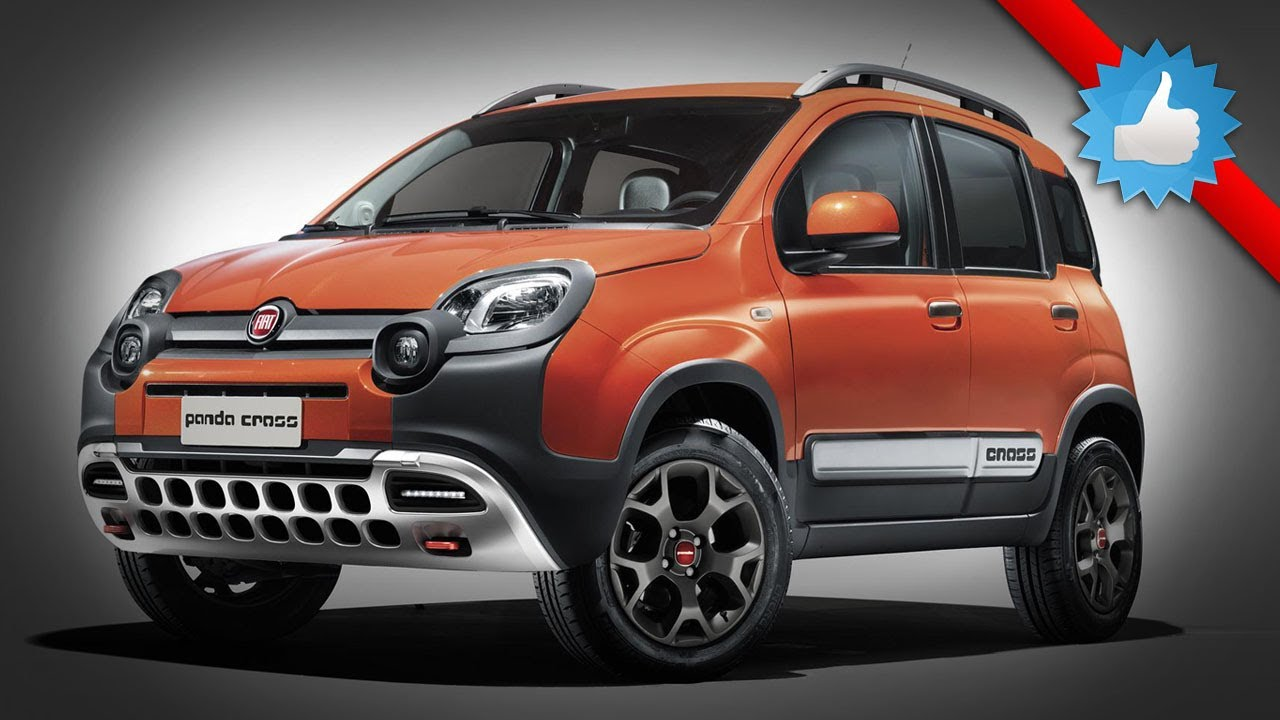 2014 fiat panda cross 4x4 to make its geneva debut youtube. Black Bedroom Furniture Sets. Home Design Ideas