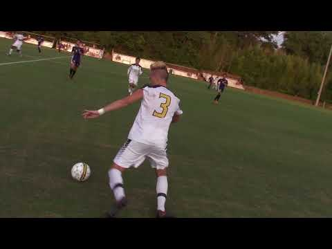 Jacksonville College Men´s Soccer x Tyler Junior College 08 31 2017