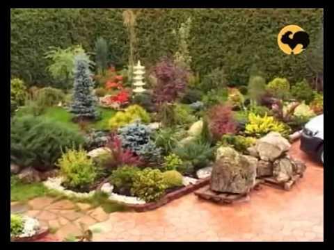 Авторский сад  Ландшафтные хитрости серия 56