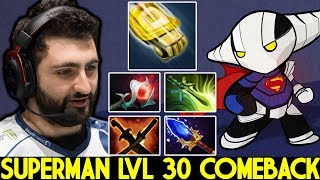 GH [Sven] Insane Superman Level 30 Comeback Hard Game 7.23 Dota 2