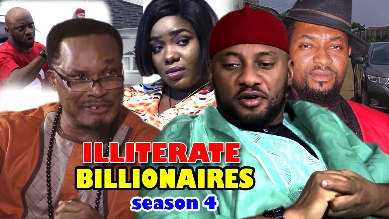 Illiterate Billionaire - 4