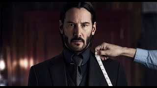 John Wick Chapter 2  - Suits up for war - 1080p HD