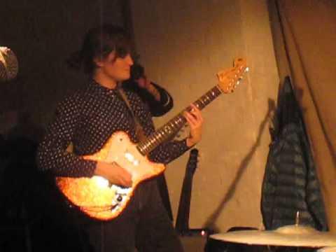 Krautrock Karaoke @ Cafe OTO, London, 06/02/16 (Part 5)