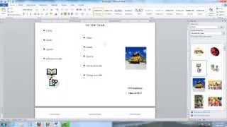 Comment créer un tri-fold brochure