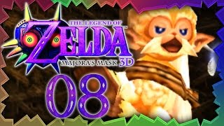 Ein Affe in Gefangenschaft! - The Legend of Zelda: Majora