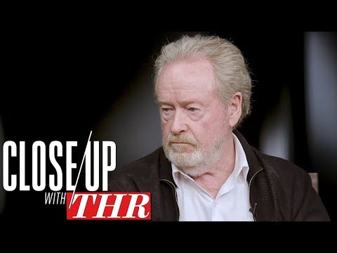 Ridley Scott Definitively Answers if Harrison Ford is a Replicant | Close Up With THR