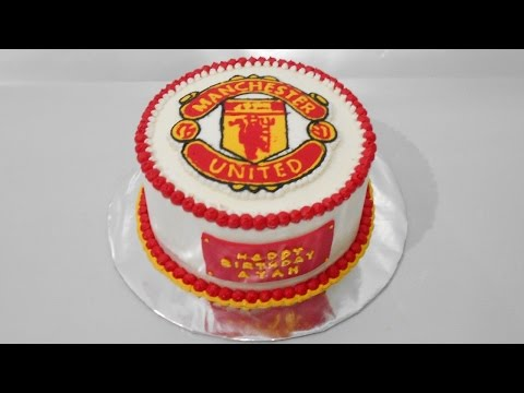 The Best Manchester United Cake Square