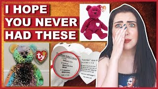 NEVER Look Inside Your Beanie Babies