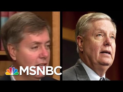 Lindsey Graham On Impeachment (In 1998): Let The Facts To The Talking   The 11th Hour   MSNBC