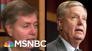 Lindsey Graham On Impeachment (In 1998): Let The Facts To The Talking | The 11th Hour | MSNBC
