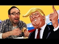 Irish People Try Donald Trump's Favourite Foods