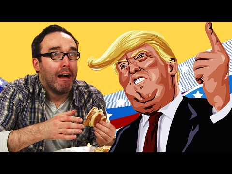 Irish People Try Donald Trump