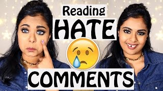 Reading Rude/Mean/Weird Comments
