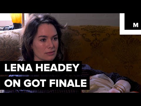 """Lena Headey on 'Game of Thrones' Finale: """"Pretty Much Everybody Cried at One Point"""""""