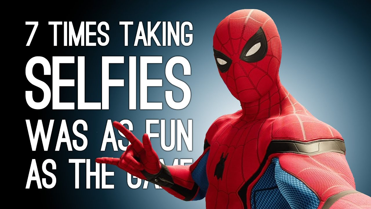 7 Times Taking Selfies Was Almost as Fun as the Game