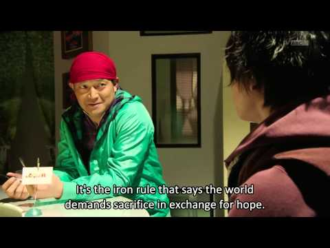 Kouta & DJ Sagara talk [Kamen Rider Gaim]