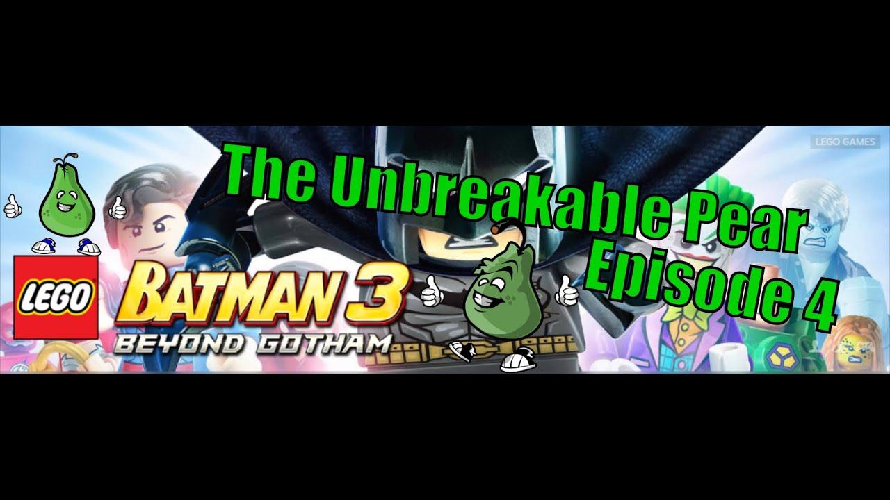 Beat the bad guys. Co-op fun Lego Batman 3 Ep4 - YouTube