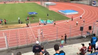 Валерий Давыдов на чемпионате мира-2015 по легкой атлетике среди ветеранов