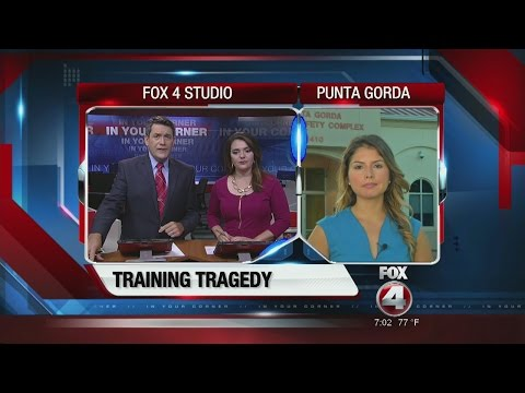 Punta Gorda Accidental shooting - Stephanie Tinoco Live shot