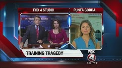 Punta Gorda Accidental shooting - Stephanie Tinoco Live shot
