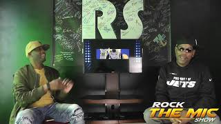 TJ SupaHype - Rock The Mic Show w/ Sen Lawrence of Media Made Magazine
