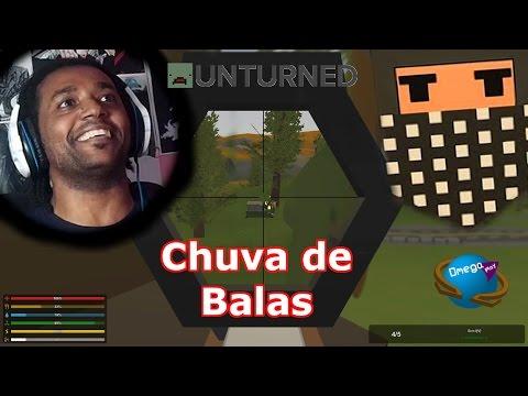 Chuva de Balas [Unturned] Omega Play
