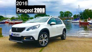 2016 Peugeot 2008 Review - Inside Lane