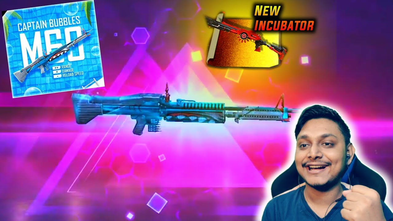 New Update - Weapon Royale M60 , Upcoming Incubator - Gamers Zone