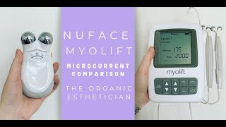 Microcurrent Comparison | NuFace vs. MyoLift