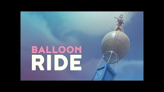 Fortnite ll Launch Balloon ll Exclusive