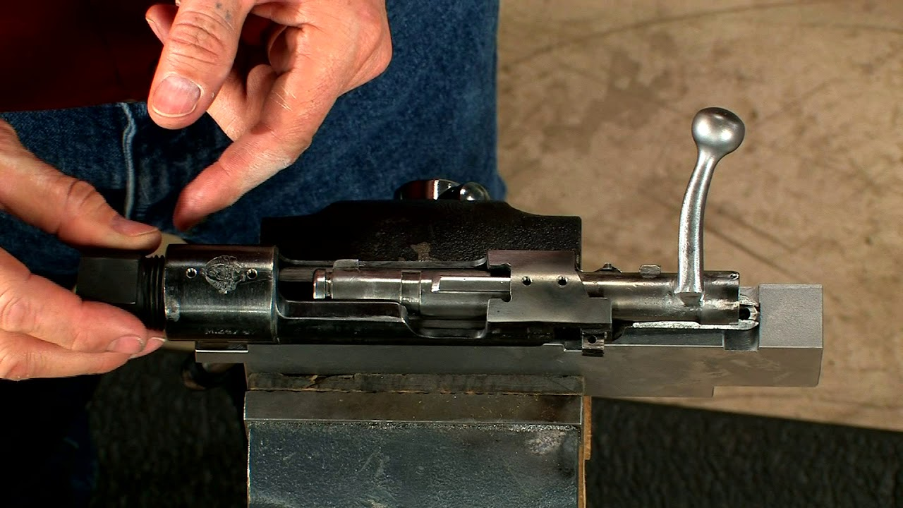 how to clean a bolt action rifle midwayusa