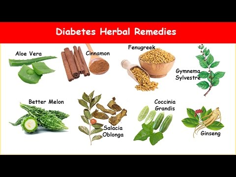 8 Diabetes Herbs Lower Blood Sugar & A1C!