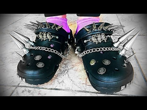 Corey & Patrick In The Morning - Goth Crocs Are Here
