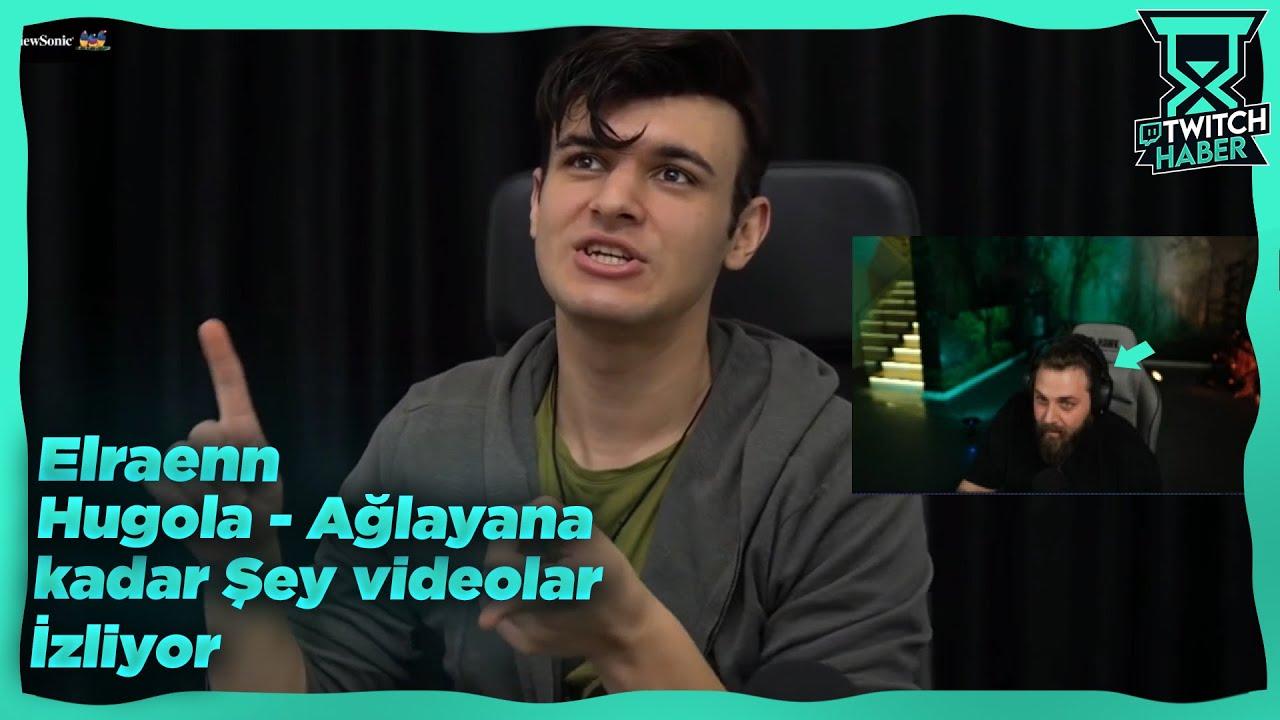 """Download Elraenn - """"Ağlayana kadar Şey Videolar İzliyorum."""" İzliyor (Hugola)"""