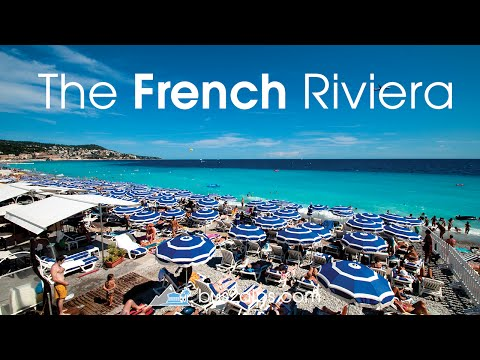A Weekend on the French Riviera