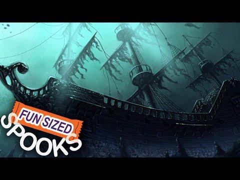 Davy Jones' Locker: A Spooky History