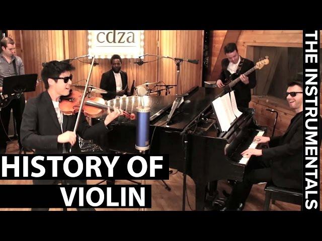 History of Violin (THE INSTRUMENTALS - Episode 7)