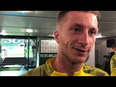 BVB-Kapitän Reus über Trainingslager und Supercup