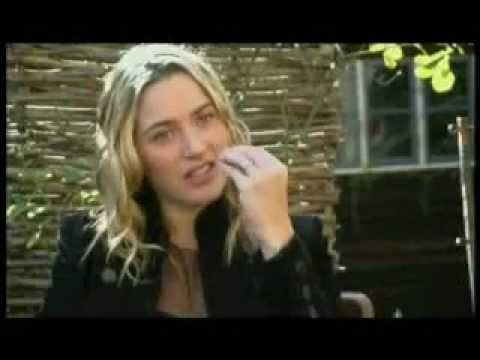 "KATE WINSLET  ""WHAT IF"" THE MAKING"