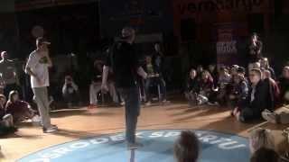 Spal Trampy 2013 Popping Final Alkowy Funkowy vs WodaPoP