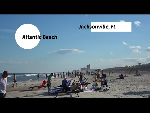 Day One: Atlantic Beach Jacksonville Florida