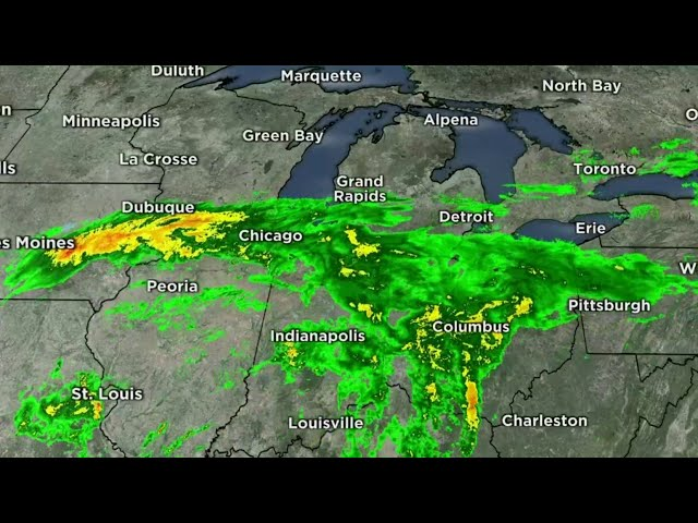 Metro Detroit weather: Wednesday washout in the works, Nov. 25, 2020, noon update